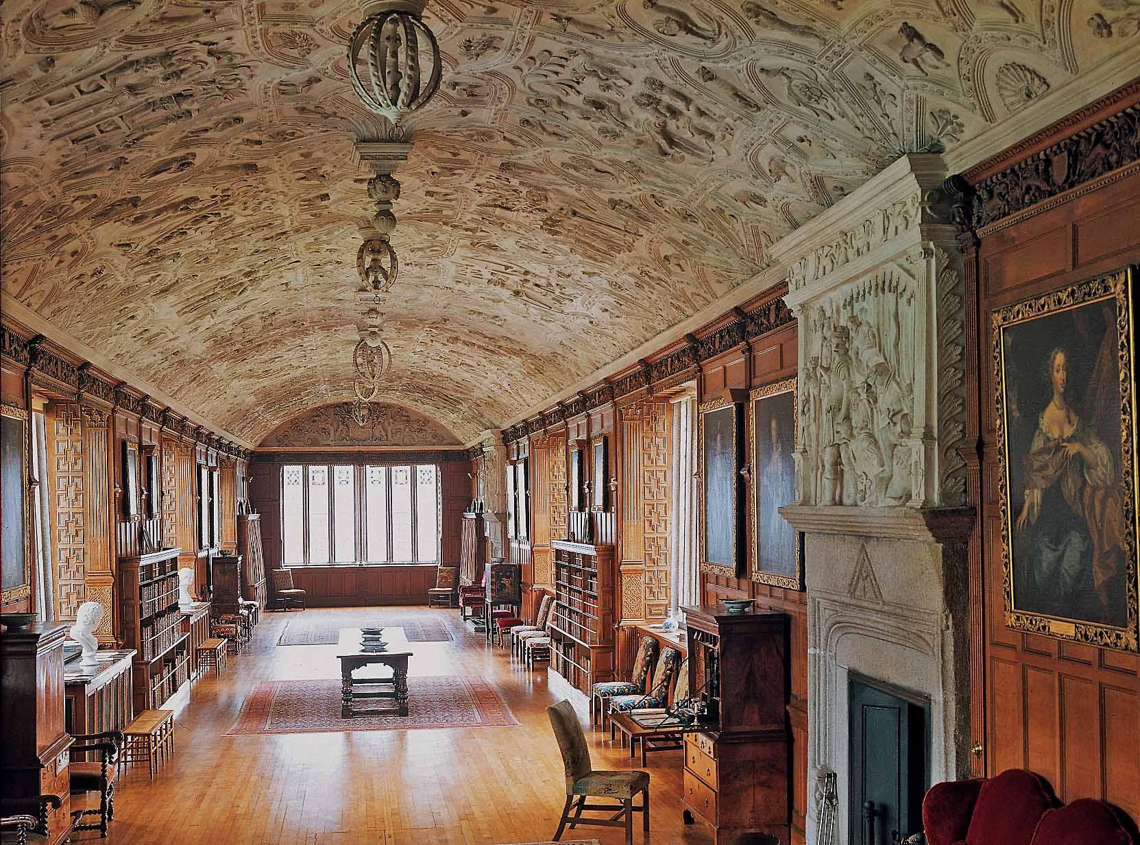 The Great Hall, Lanhydrock .jpg