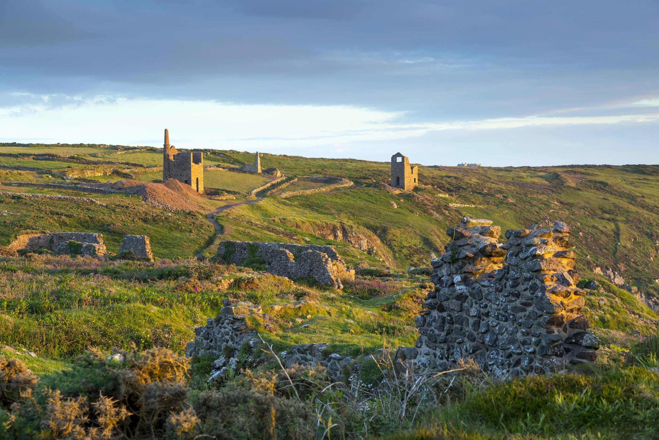 Wheal Edward and Wheal Owles, Botallack - John Miller.jpg