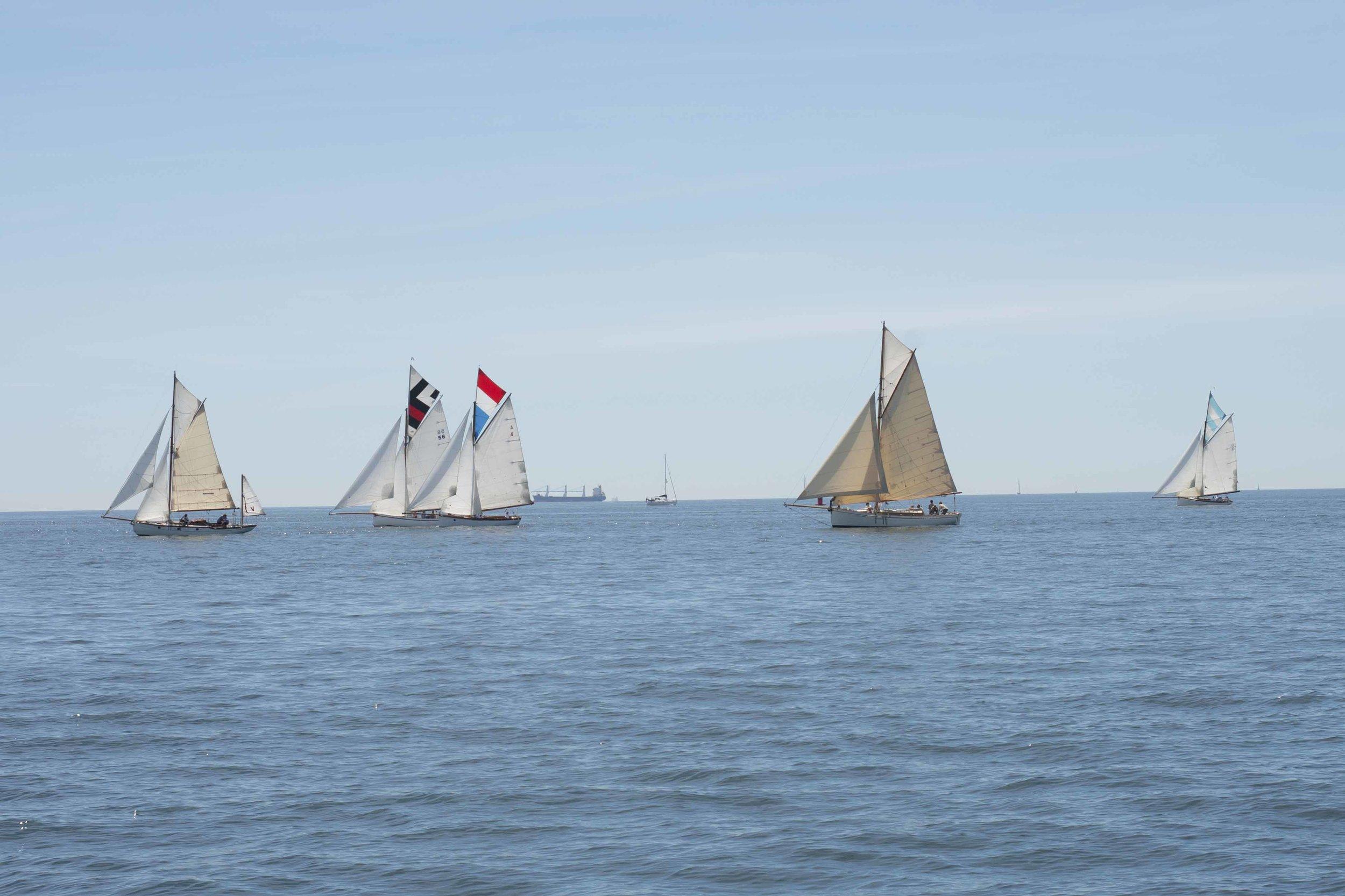 Sailing Boats, Falmouth.jpg