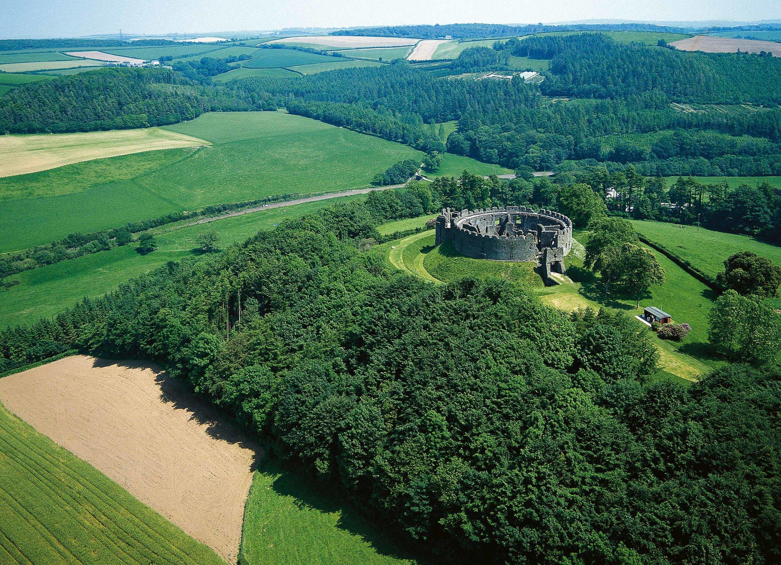 Restormel Castle ss.jpg