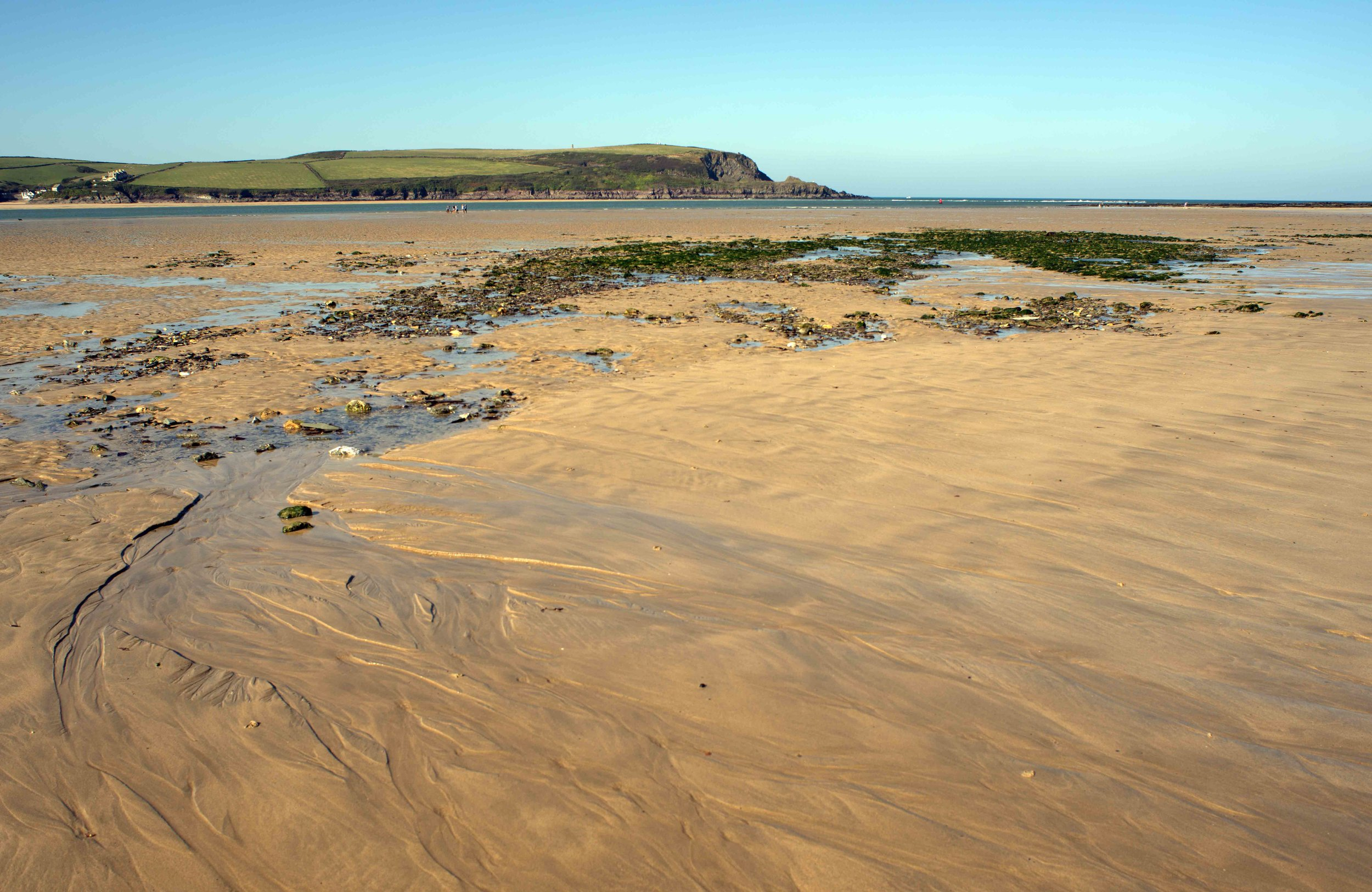 Sand Patterns, Daymer Bay.jpg