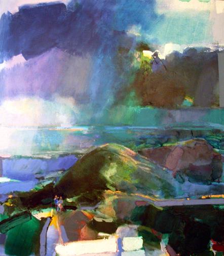 David Prentice, John Davies Gallery, Stow.JPG