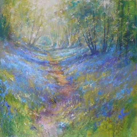 Steven_McLoughlin_Footpath_through_the_Bluebells_61x61cm_mixed_media_on_canvas_795_large.jpg