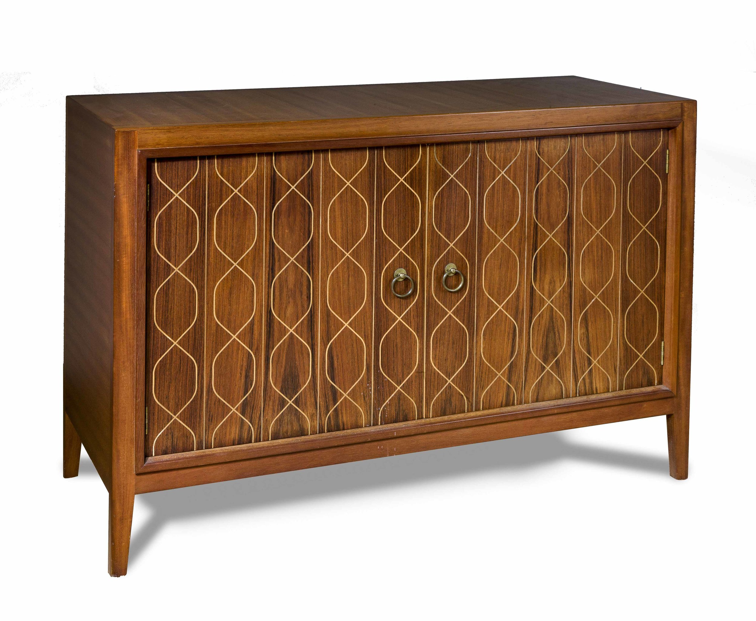 Utility Sideboard designed by D. Booth, Mahogany and Rosewood, 1950.jpg