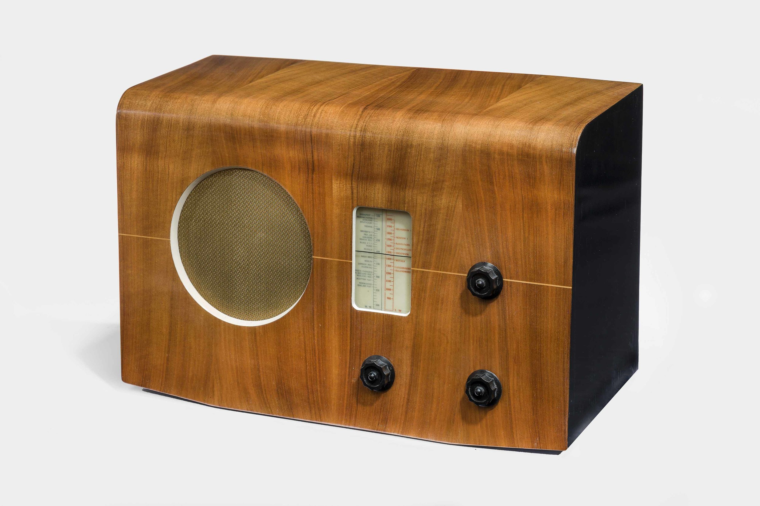 Murphy Radio cabinet, designed by R.D. Russell, polished walnut, 1937.jpg
