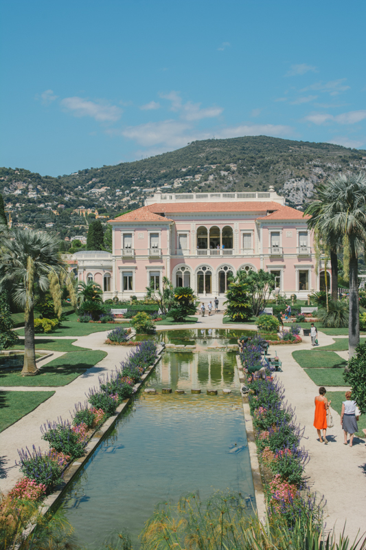 Villa Ephrussi de Rotschild