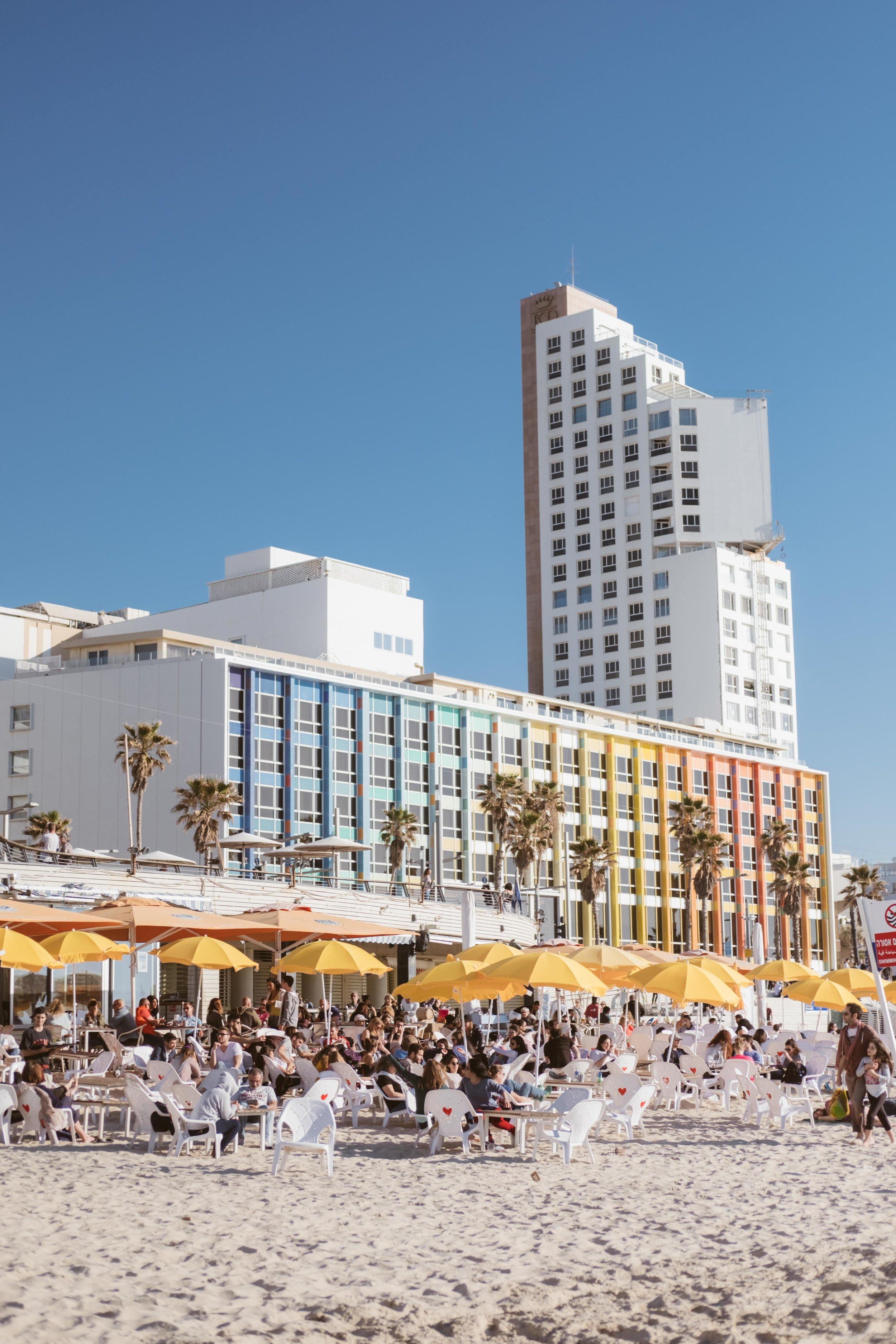 Tel Aviv - Via Tolila