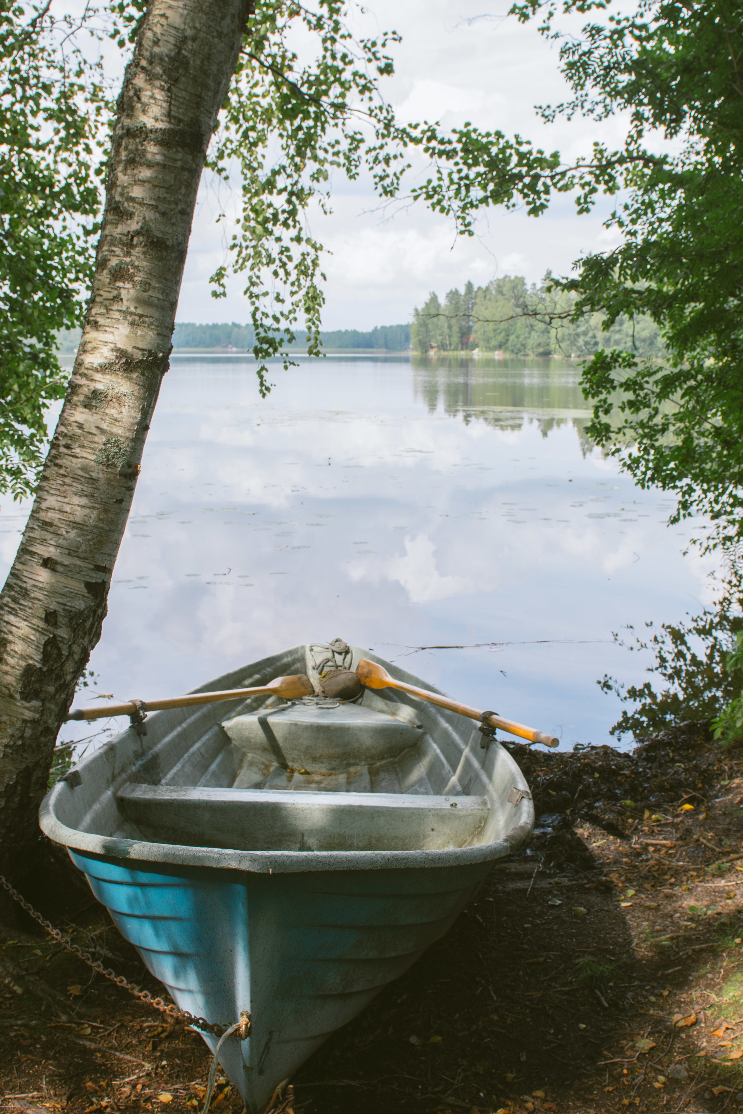 FINLAND VIA TOLILA