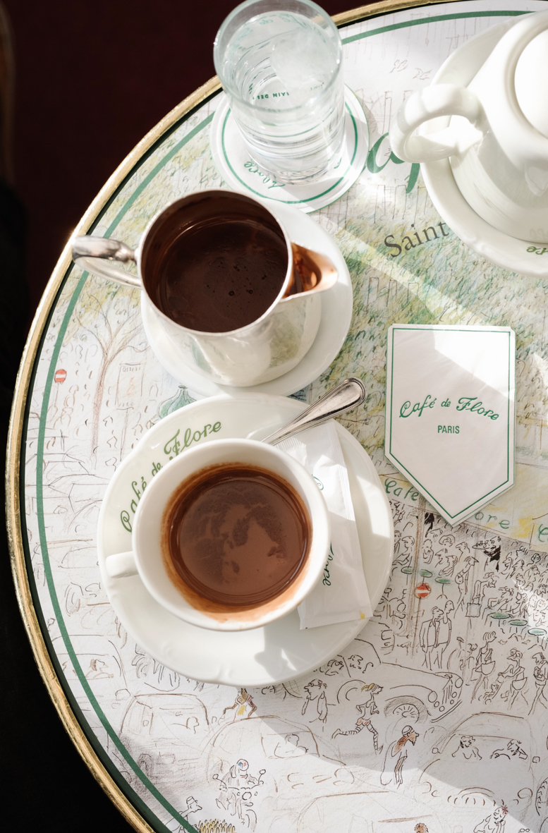 CAFE DE FLORE BY VIA TOLILA