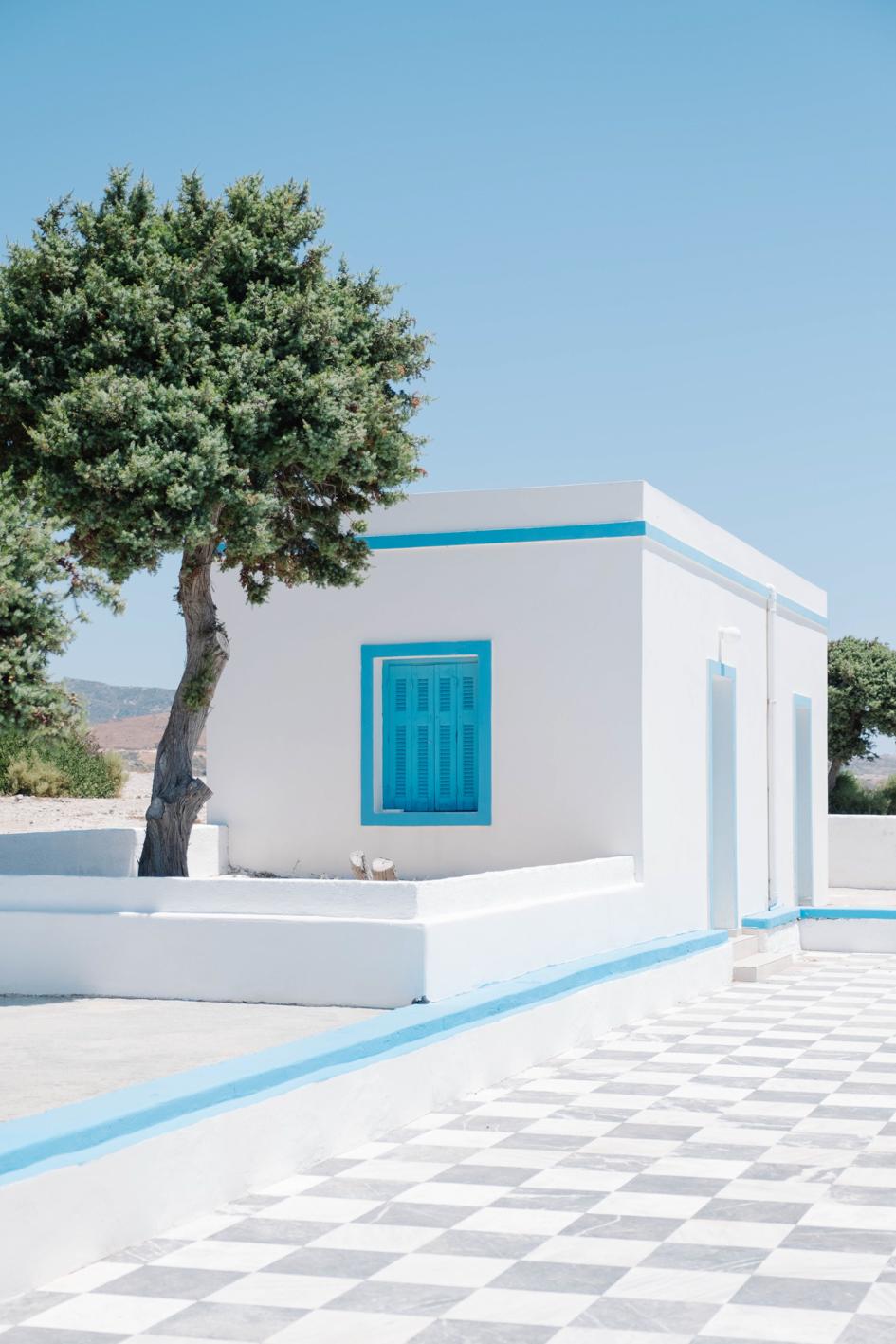 GREECE MILOS BY VIA TOLILA