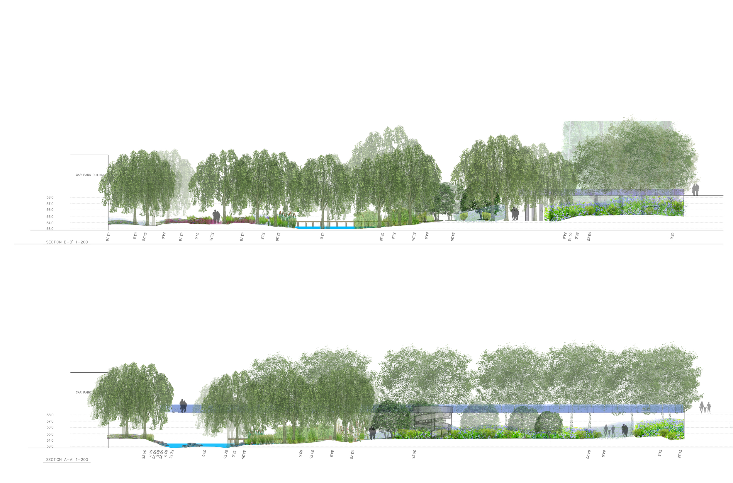 Sheaf Square Proposal Elevations-yanlishen