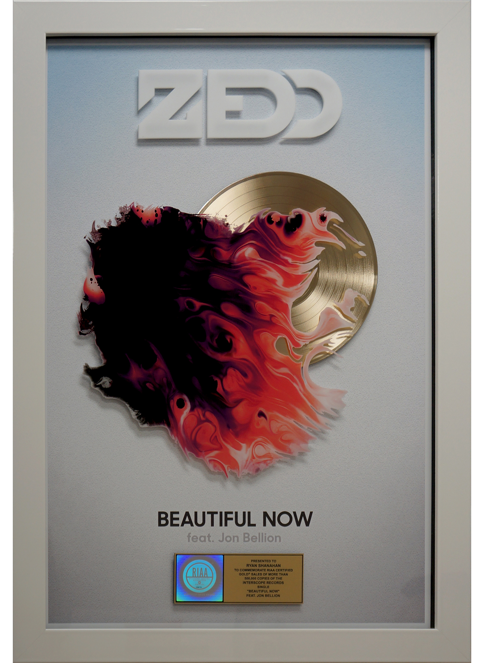 ZEDD feat Jon Bellion Beautiful Now award photo (005).jpg