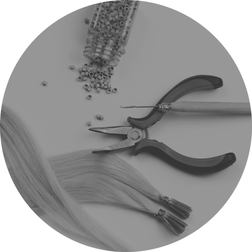 micro-ring manchester hair extensions hull hair extensions