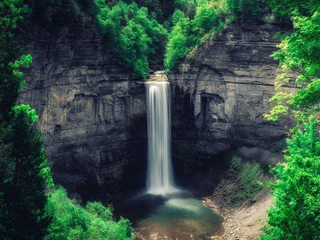 #taughannockfalls #photography #landscape #waterfall #nature #fineart #art #photographer #travel #adventure #hike #gorge