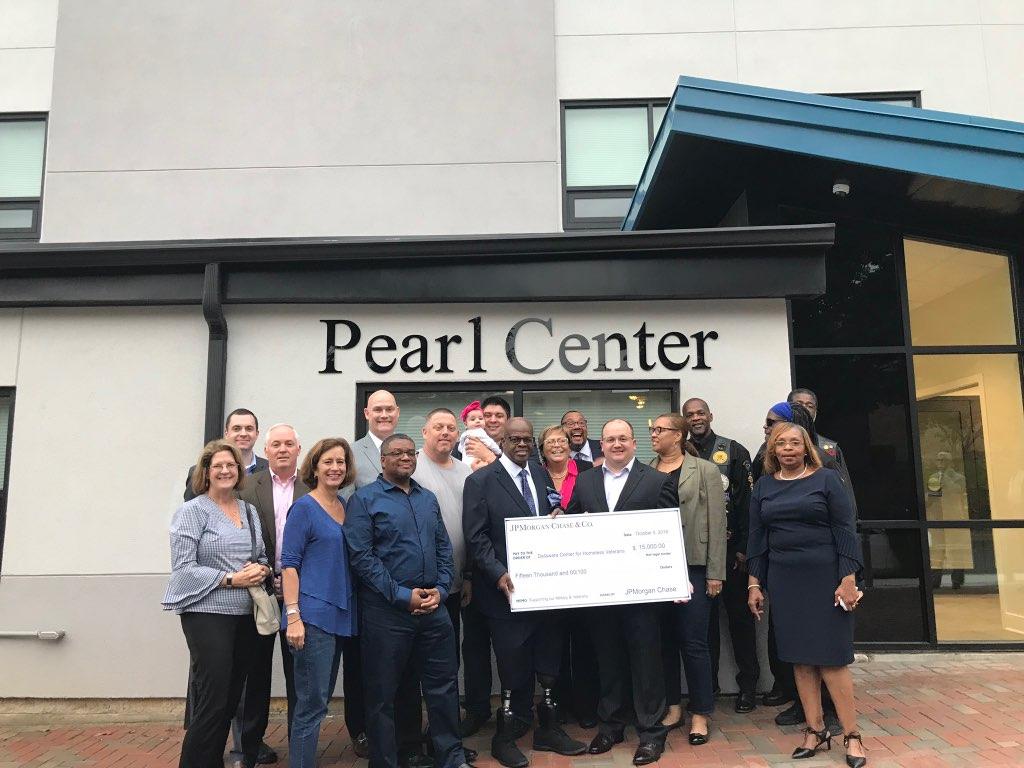 Donate — Delaware Center for Homeless Veterans