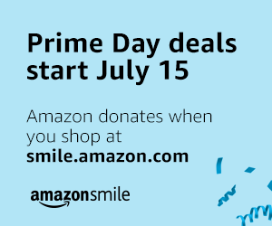 Do you know about Amazon smile? Have them donate to us when you shop! - We truly appreciate being your charity of choice!
