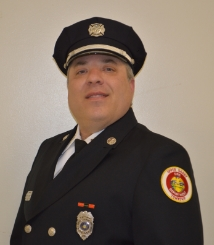 deputy chief  - keith yashin ( promoted member )