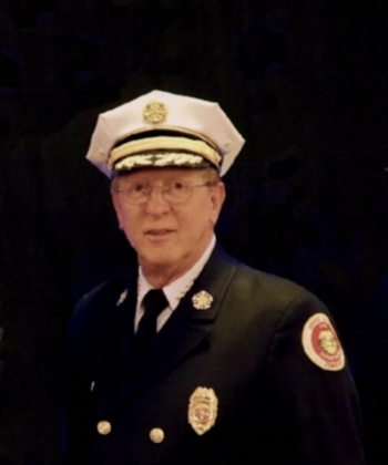 department chief  - gary mcafee