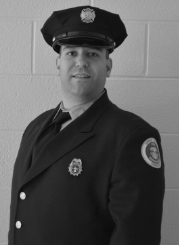 firefighter/paramedic  - mike fiorito