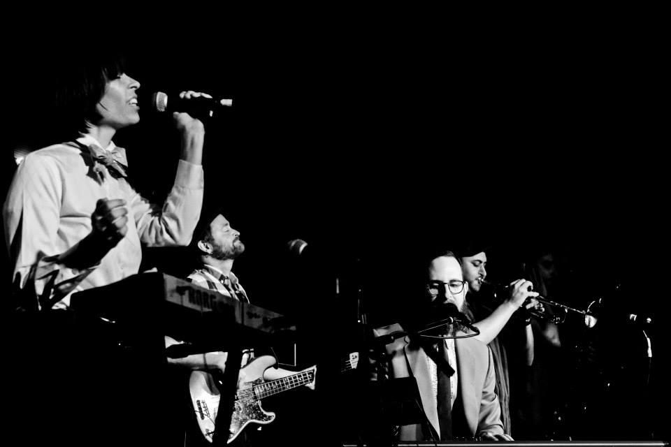 The Hipstones 7 piece band live at Mercury Lounge, NY