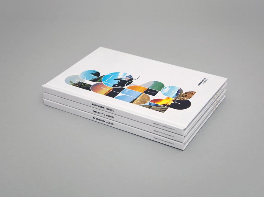 Perquisite – Across. Album artwork 2010.