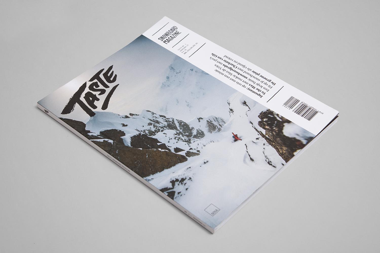 Taste Snowboard Magazine 2013.