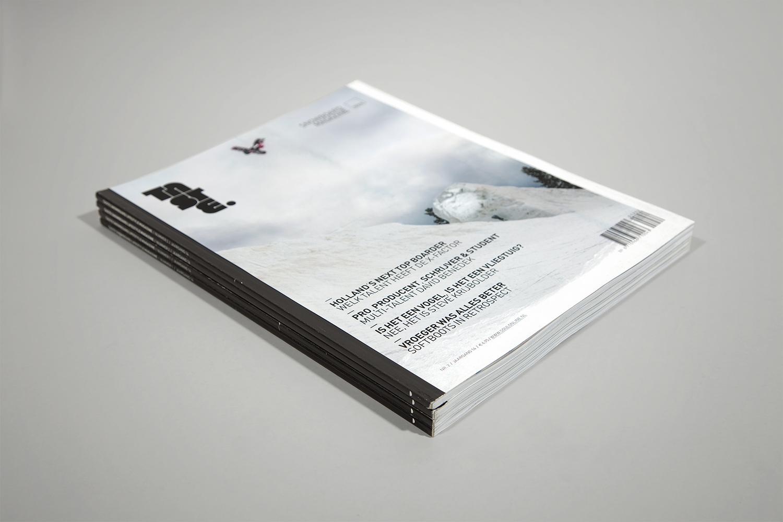Taste Snowboard Magazine 2012.