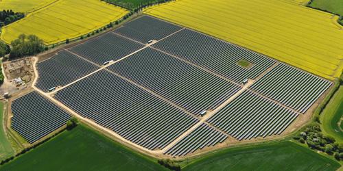 Axiom Developments – Wiggin Hill Solar Park