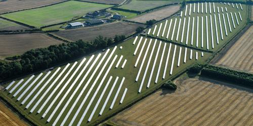Axiom Developments – Islip Solar Park