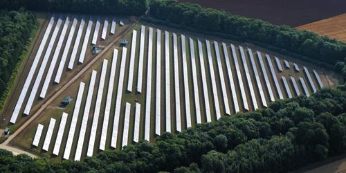 Axiom Developments – Ile Drive Solar Park