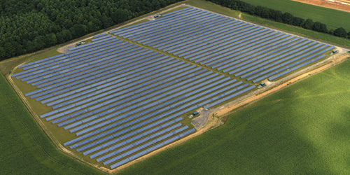 Axiom Developments – Fryingdown Solar Park