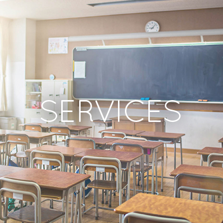 Good Land works directly with offices, schools, facilities, and more to provide ecologically friendly janitorial services.