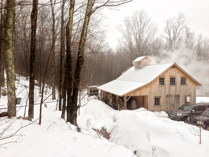Wood-fired Vermont Maple Syrup - Come Taste the Trees