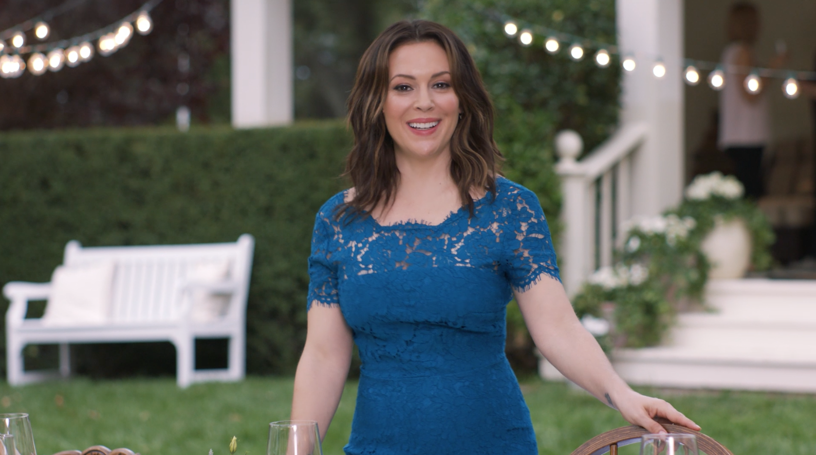 "Atkins - Alyssa Milano ""Patio"""
