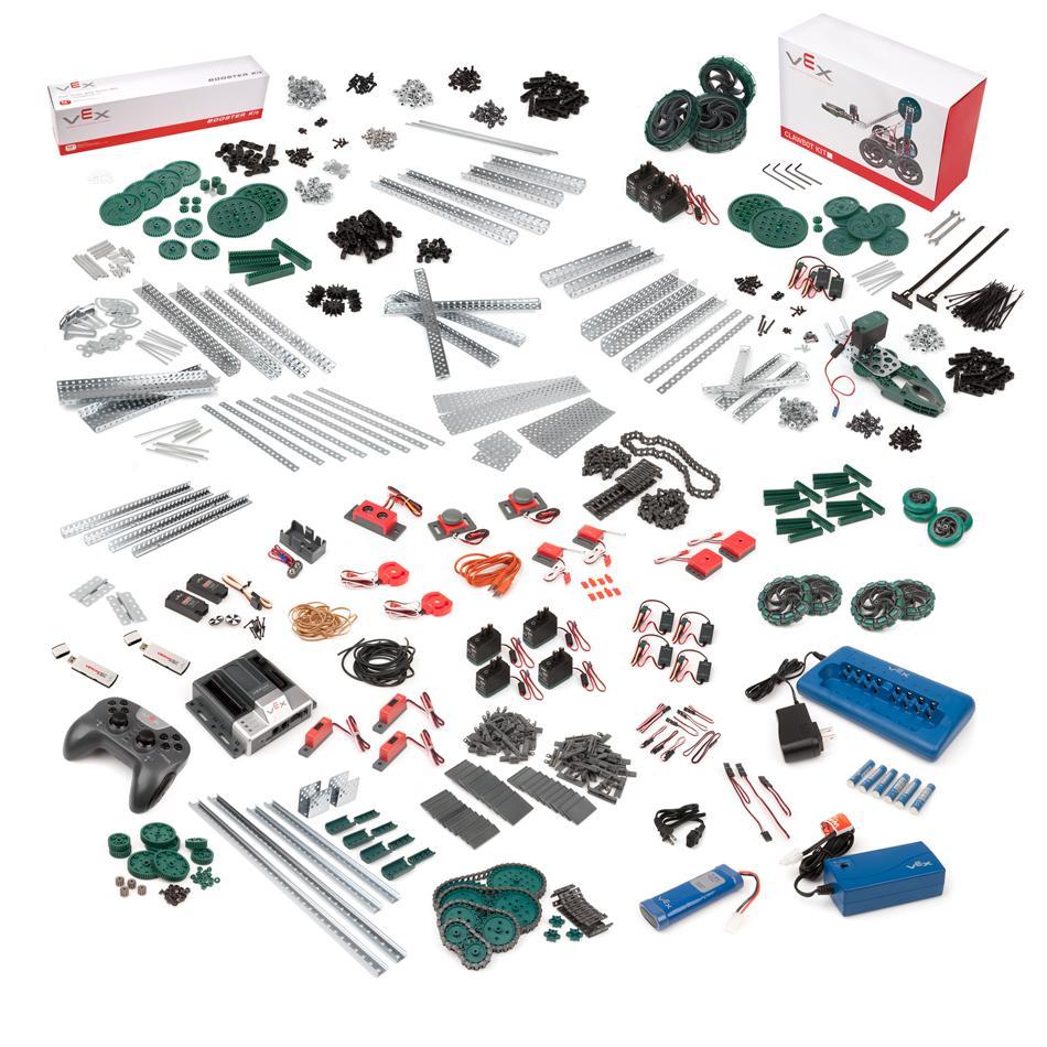 VEX EDR Super Kit