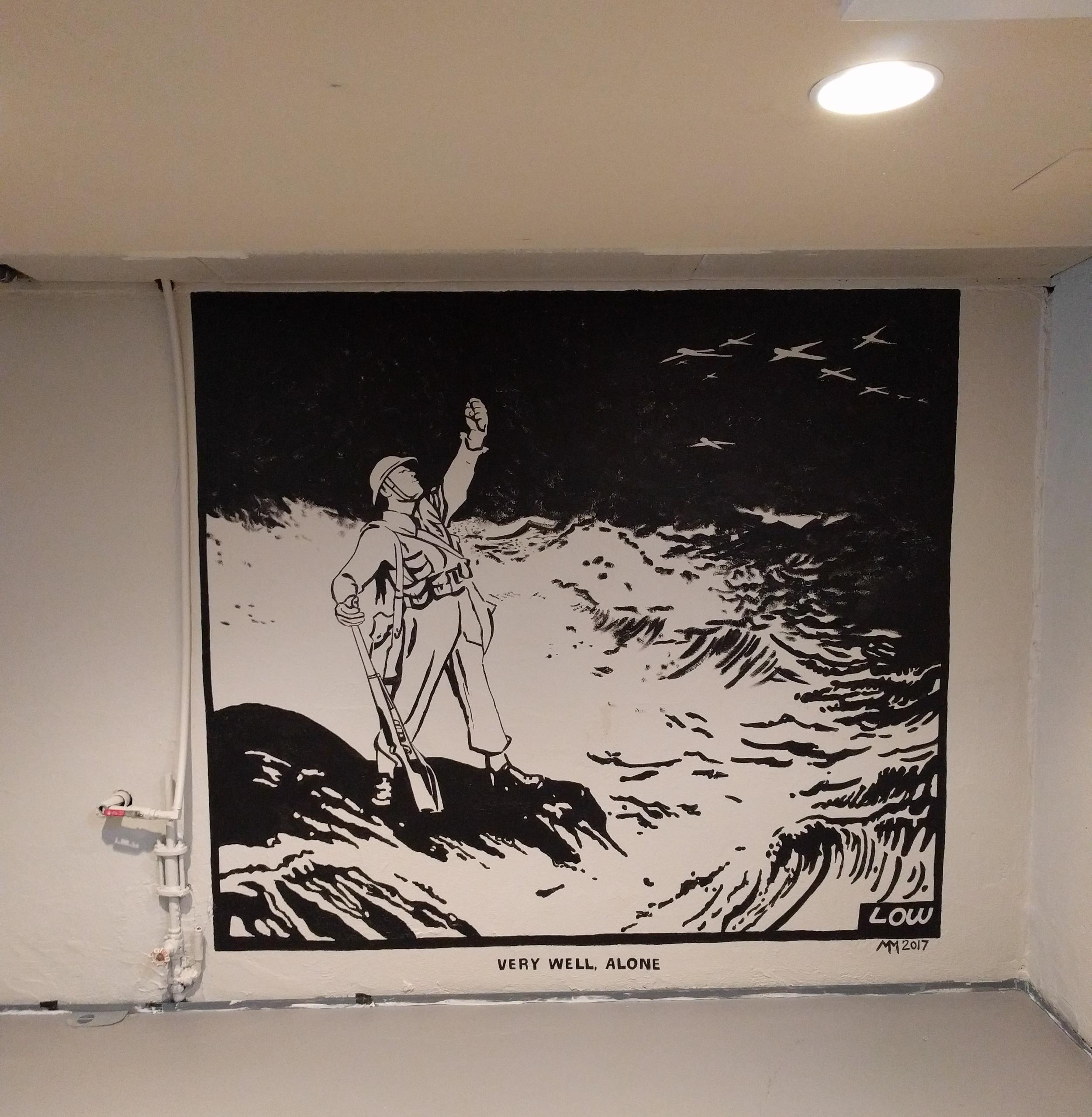Low Mural