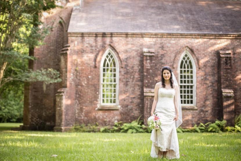 Anna Pate Garmon, St. Francisville Bridals, St. Francisville Weddings