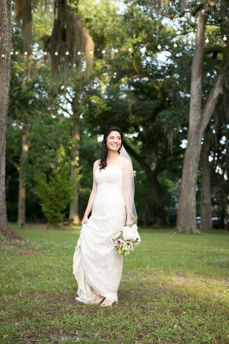 Anna Pate Garmon, St. Francisville Weddings