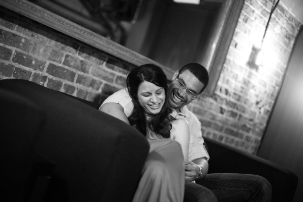 """""""A lot of my wedding planning has been hectic, but I want you to know that when I see the pic from our engagement shoot that I have as my phone background, I relax. It's calming, beautiful, and reassures me that all is right with this transition :) Thank you."""""""