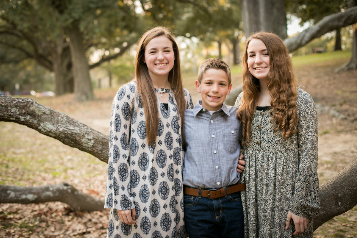 Baton Rouge Family Photographer
