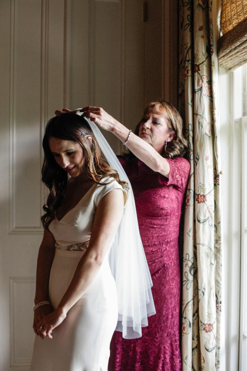 New Orleans Weddings getting ready