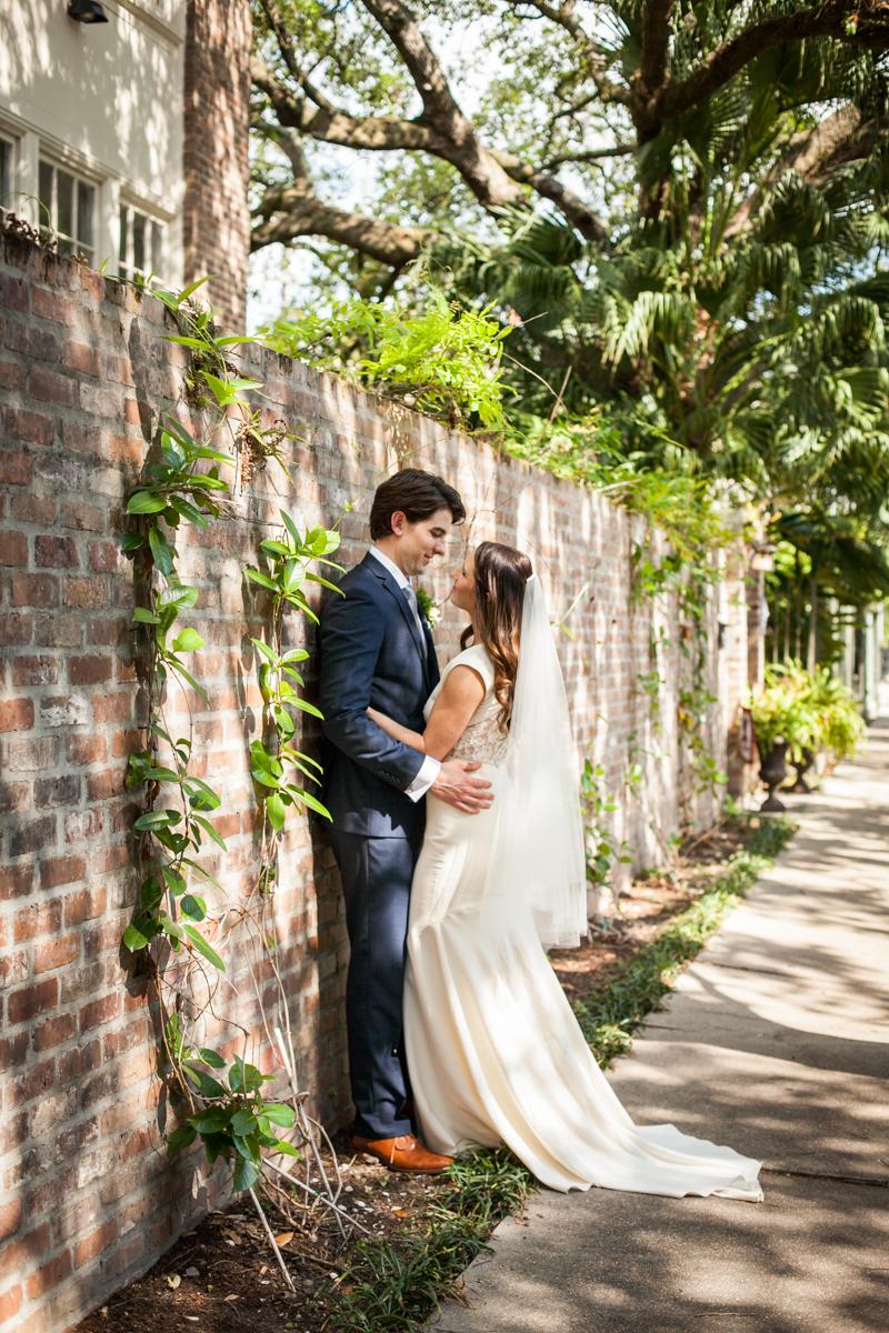 new orleans garden district wedding
