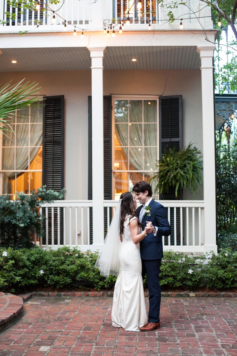 Terrell House New Orleans Weddings