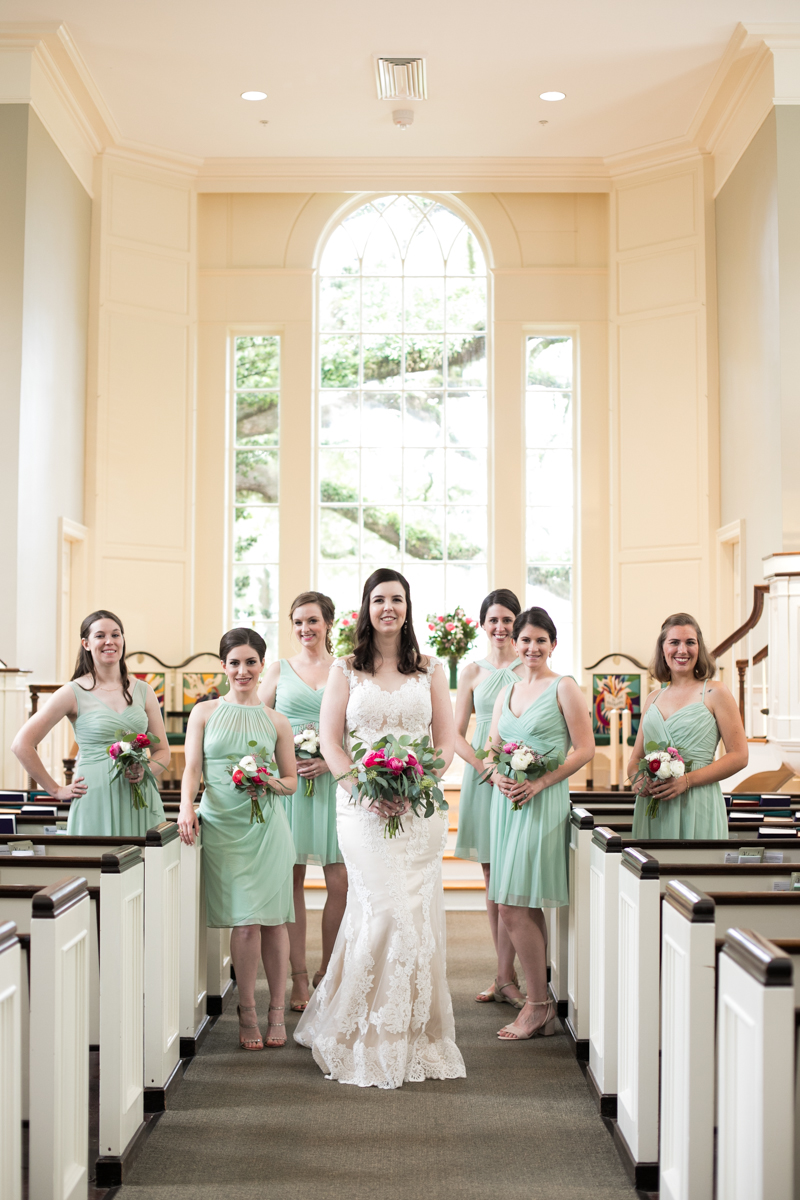 Baton Rouge Wedding Bridesmaids