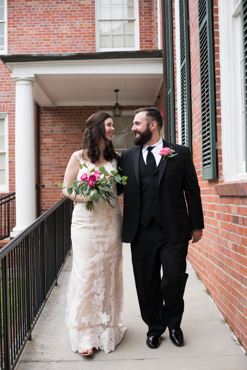 Baton Rouge Wedding Bride and Groom