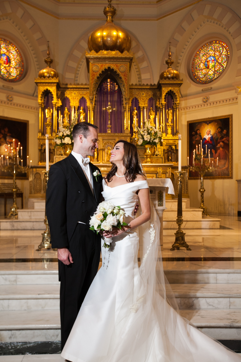 Immaculate Conception Weddings New Orleans