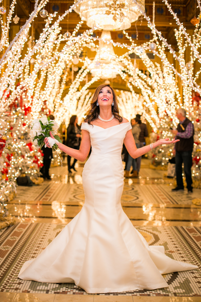 Waldorf Astoria Roosevelt New Orleans Christmas Weddings