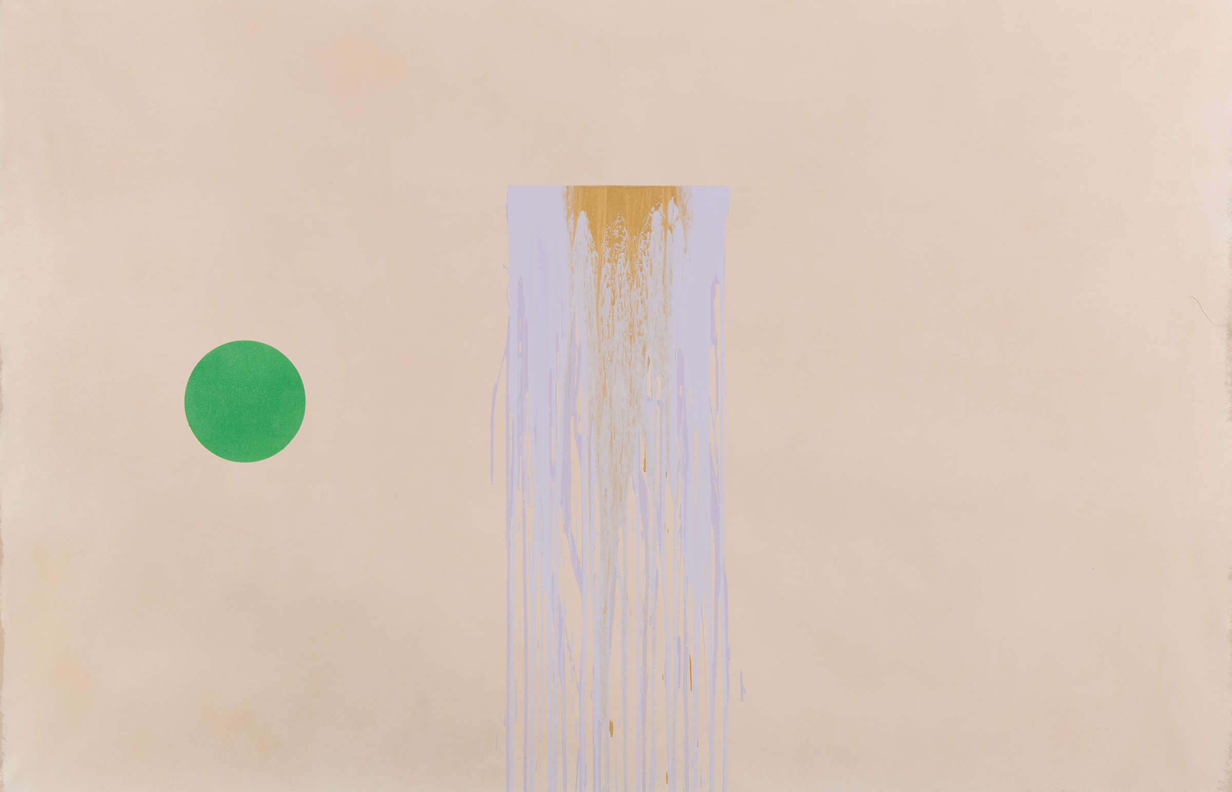 """Moksha, acrylic on canvas, 54"""" x 84"""", 2015"""