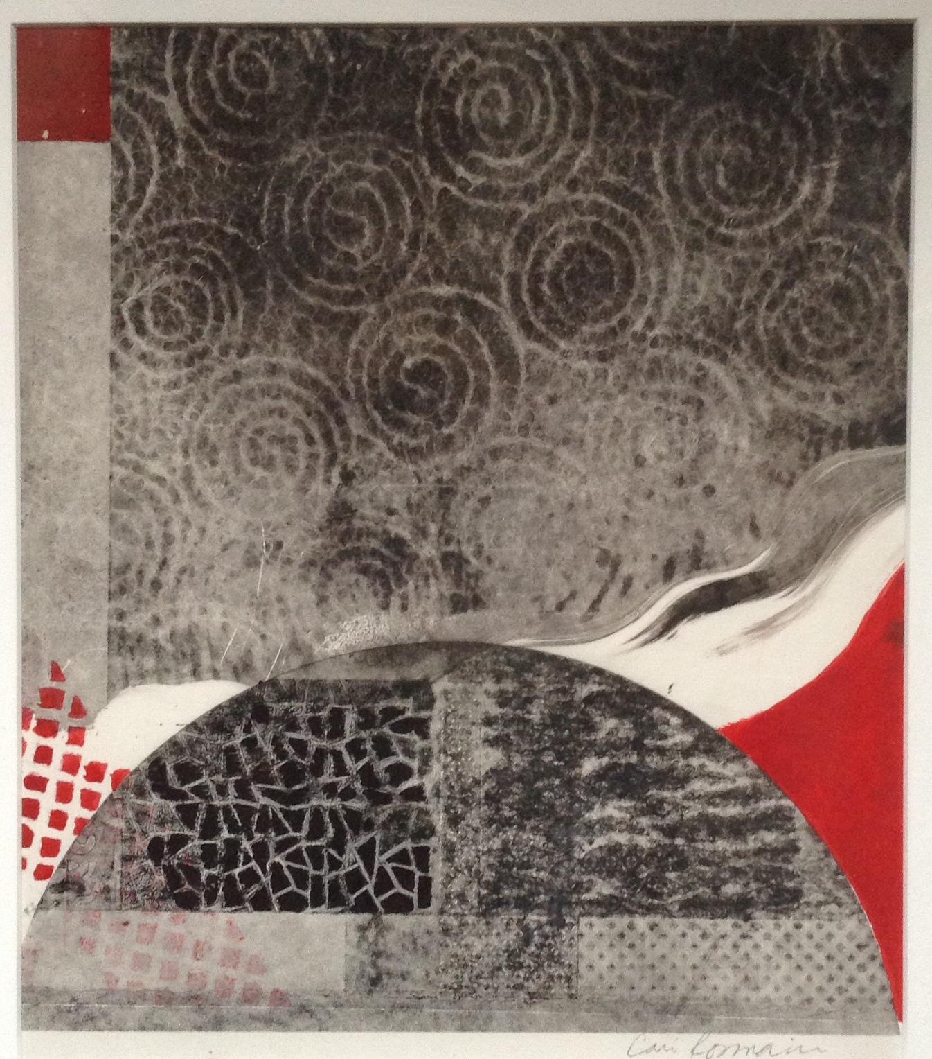 """Monotype 1, 15"""" X 20"""", 2015"""