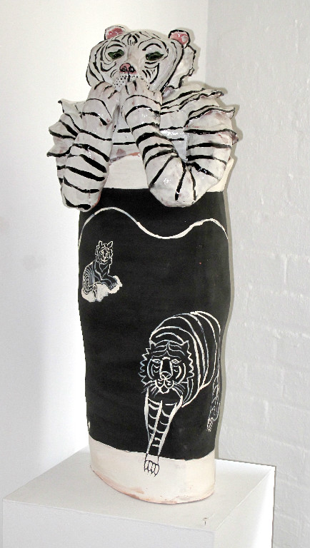 Kate Missett, Worried Tiger